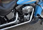 SOFTAIL DELUXE 2008 SCALLOP