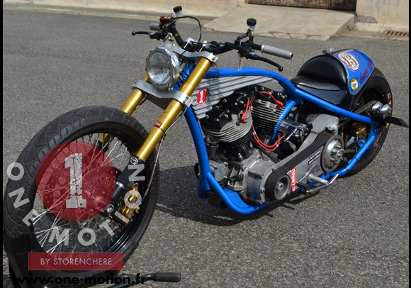 Chaos Cycle Quarter Whore Shovelhead